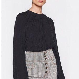 Javion Wool & Silk Sweater